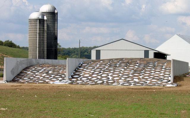 Bunker Silo Pads Concrete Building Country Roads Take Me Home Precast Concrete
