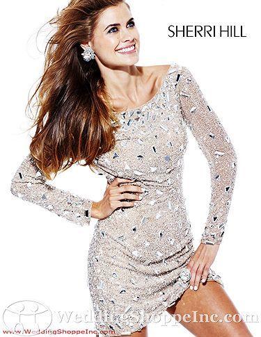 Sherri Hill Prom Dress 1469 - want!