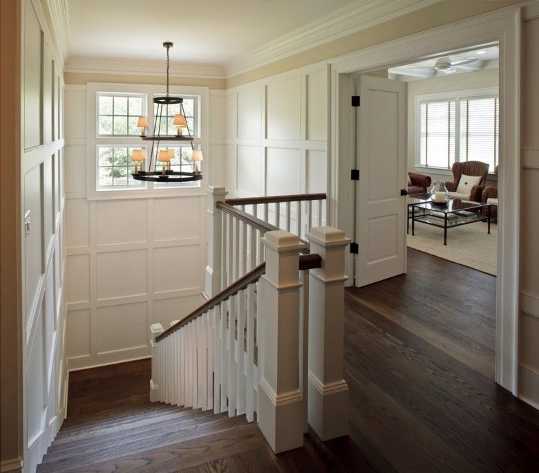 Basement Stair Trim: I Know It Would Be Strange, But If This Were My House I'd