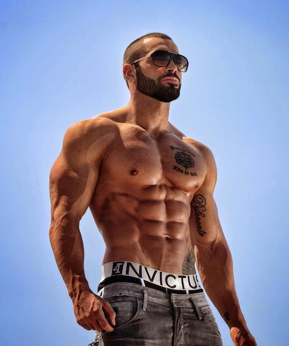 lazar angelov chest tattoo images galleries with a bite. Black Bedroom Furniture Sets. Home Design Ideas