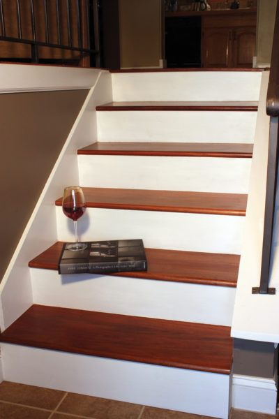 Best Remodel With Prefinished Stair Treads Extreme How To 640 x 480