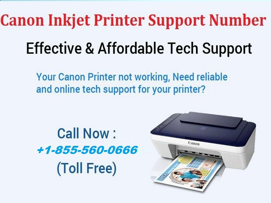 Call Canon Customer Service Phone Number 1 855 560 0666 Available