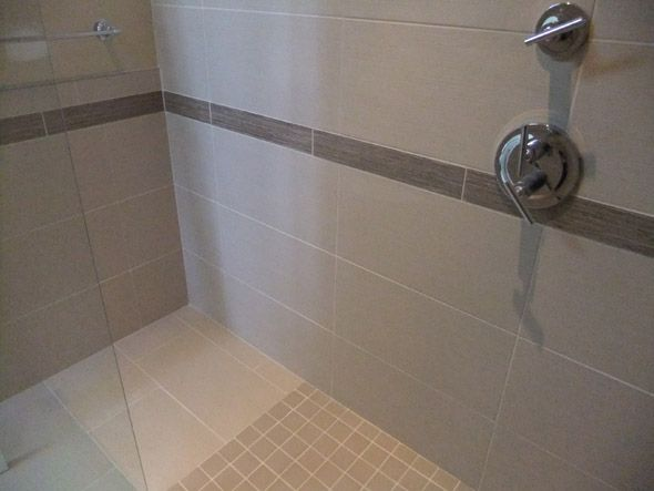 Shower Walls And Bathroom Wainscoting 12 Straight 12 X 24 With