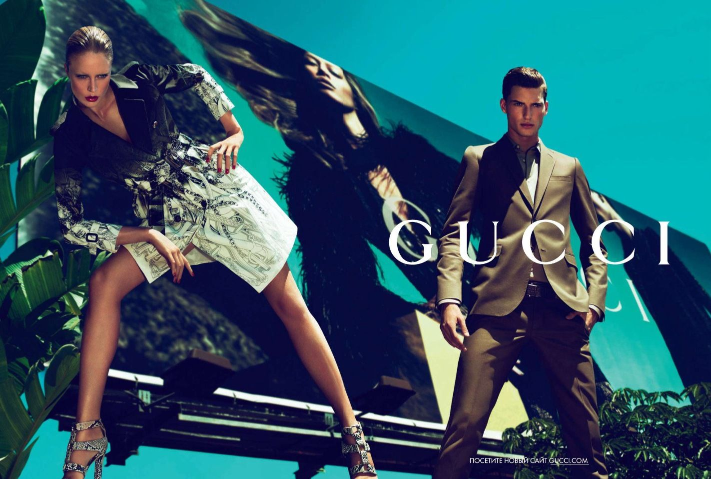 Designer's Campaign Ad | Gucci | Luxury clothing brands ...