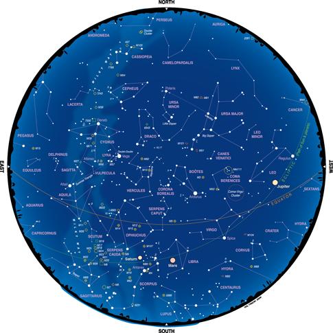 free star charts midnightkitecom - 485×485