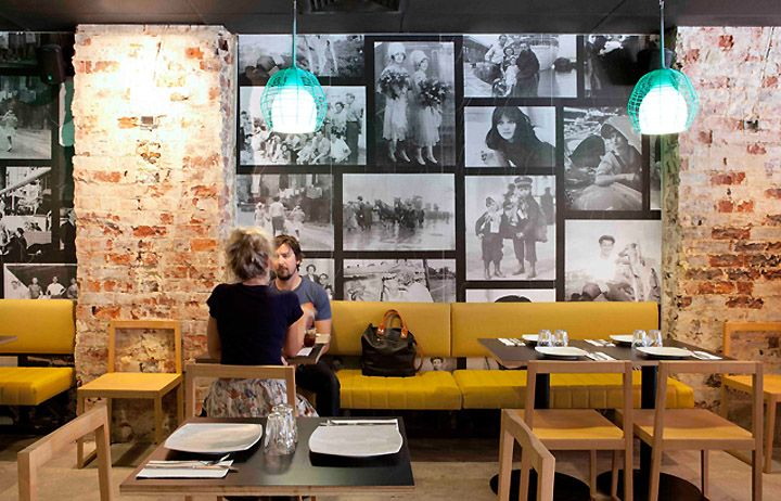 Dough Pizzeria By S Mobilia Perth Hotels And Restaurants Retail - Pizzeria designs