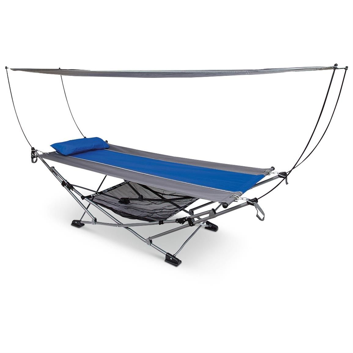 Mac Sports Portable Hammock With Canopy 99 99 Hammock