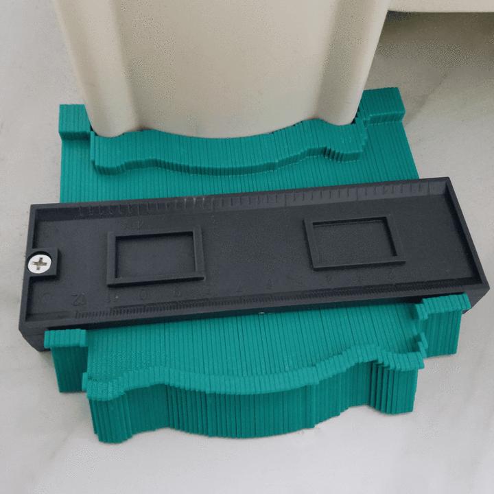 Outline Gauge Contour Duplication 2019 Upgraded EZGAUGE Master Measuring Tools
