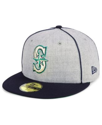 shades of the sale of shoes temperament shoes Seattle Mariners Stache 59FIFTY FITTED Cap   Products   Seattle ...