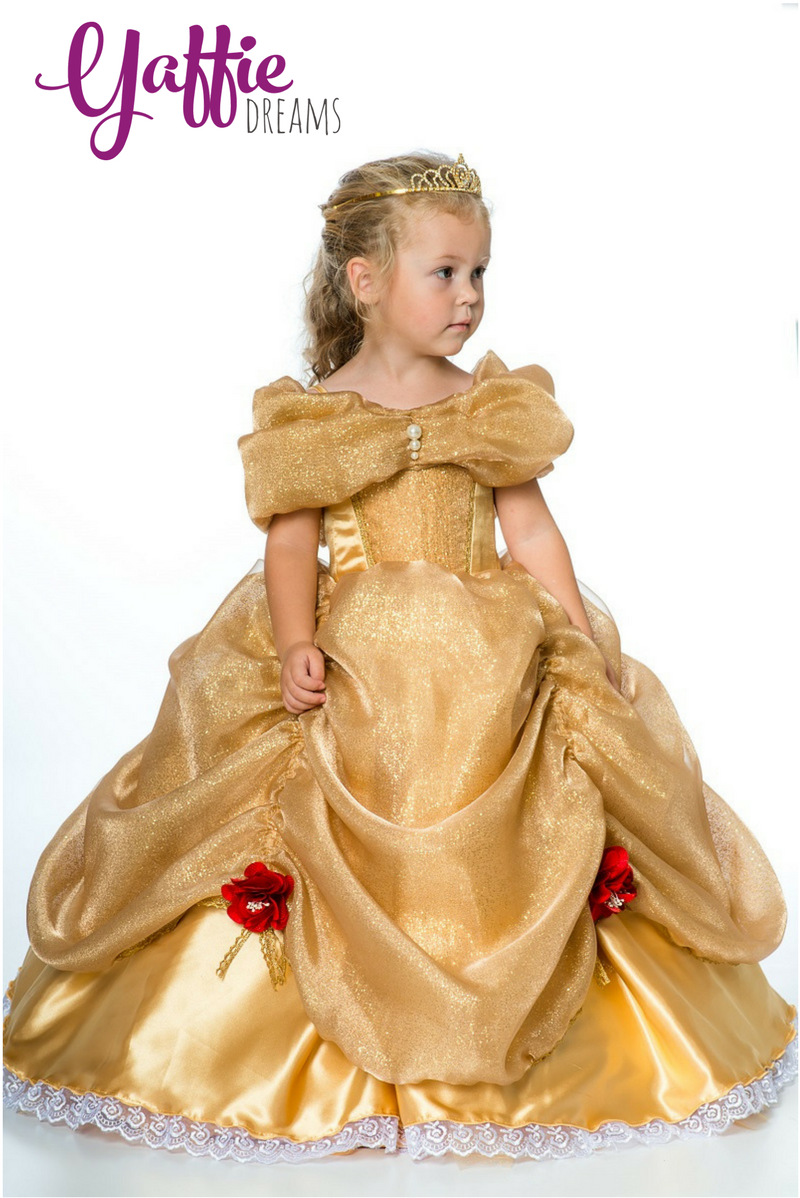 c8e85e9ac Princess Belle for Tossie