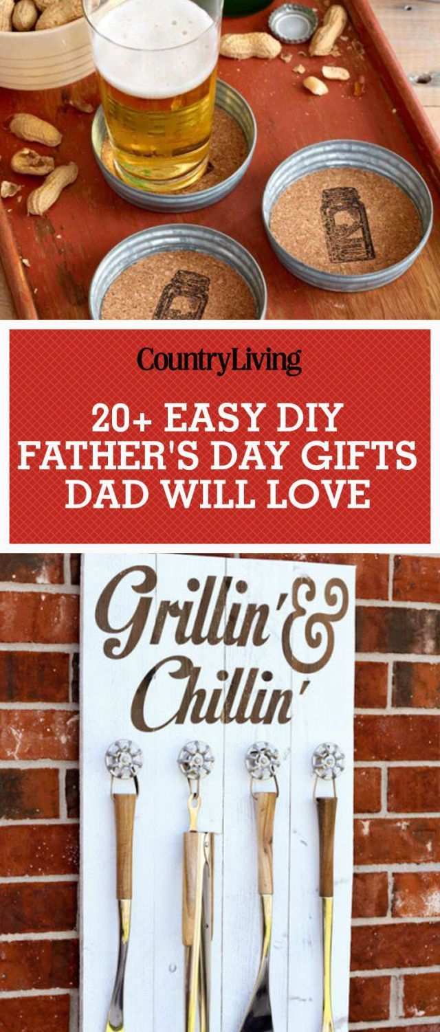 Customizable Father's Day vouchers