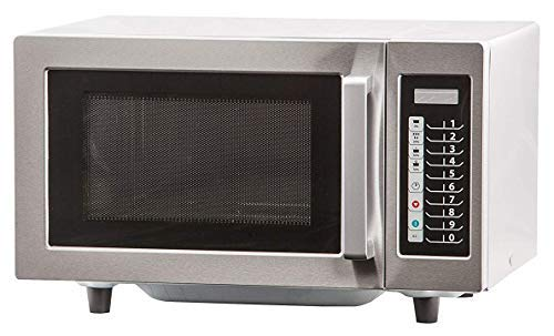 Amana RMS10TS Medium Volume Microwave Oven, 1000W Made for