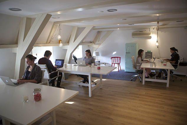 #CherryPicker 's nest - Our office in #Amsterdam