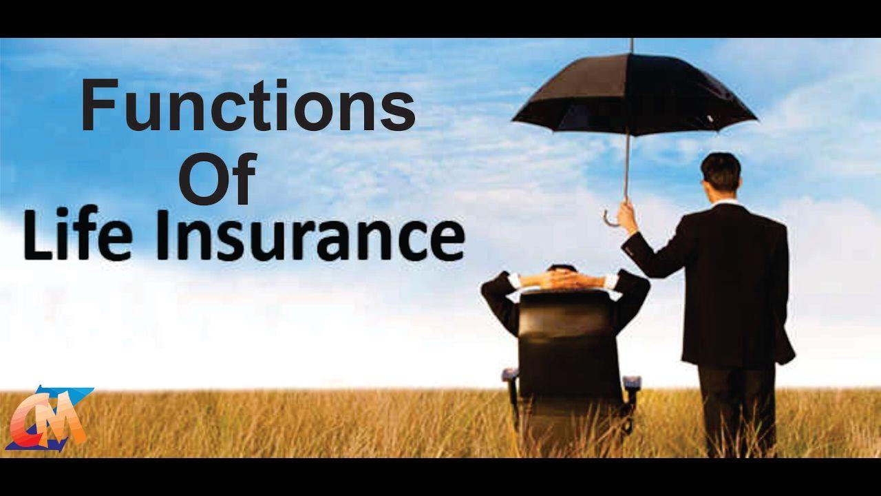 Functions of life insurance cmz life insurance