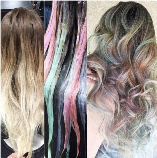 Pin by Eva Komorechová on hairE | Pinterest | Hair coloring and ...