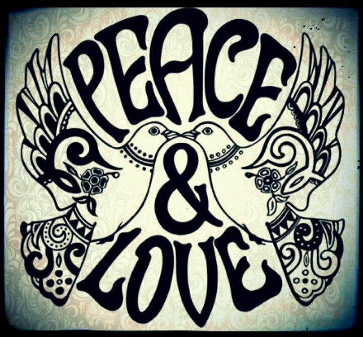 ☯☮ Make Peace! ☮