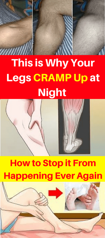 How To Get Rid Of Cramp Pain In Calf