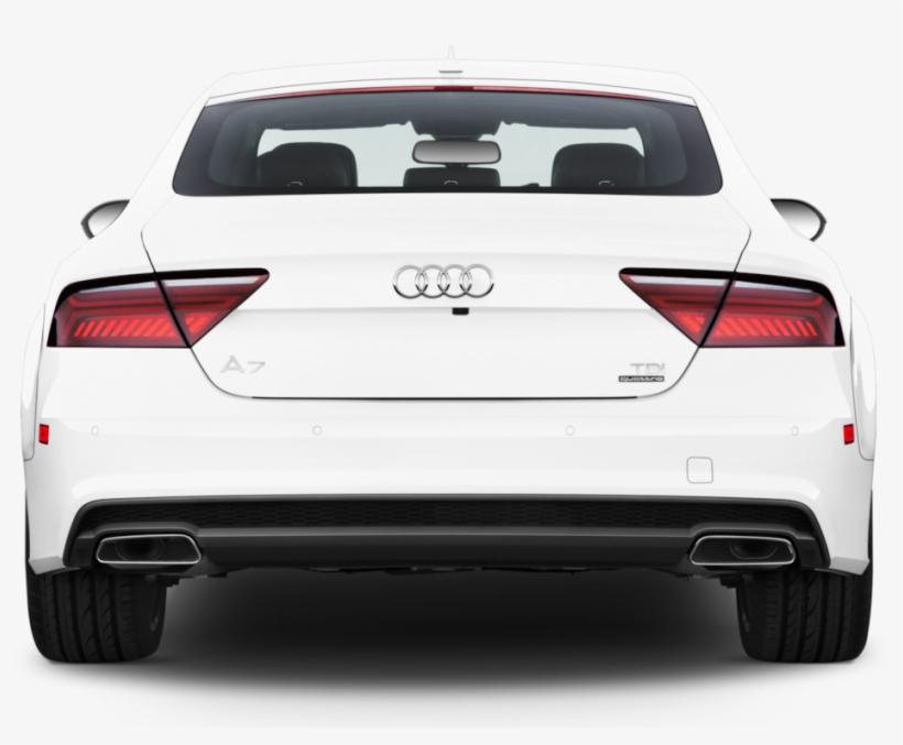 Car Back Png Jpg Library Stock 2017 Audi A7 Rear Transparent Png Download Audi A7 Audi Png