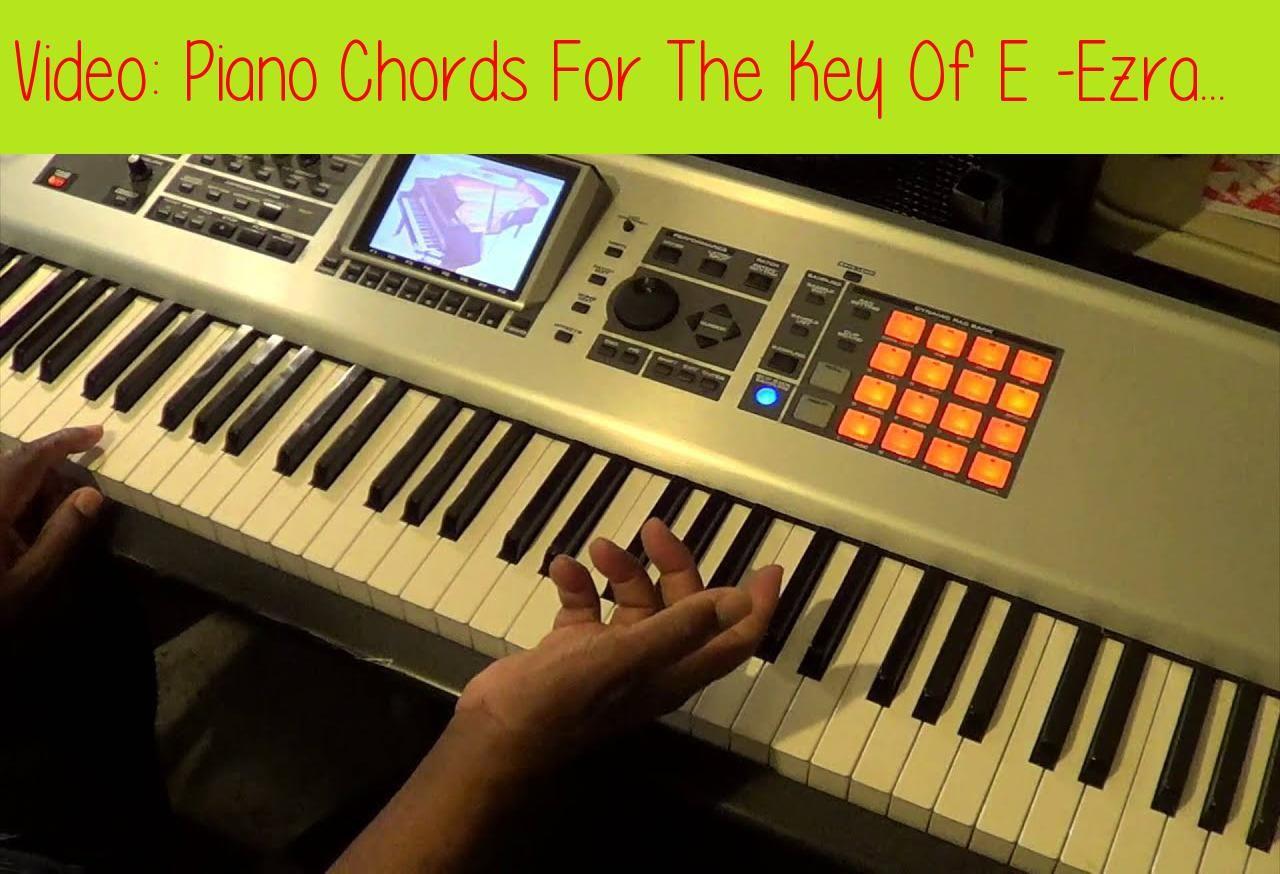 Park Art My WordPress Blog_How He Loves Chords In E