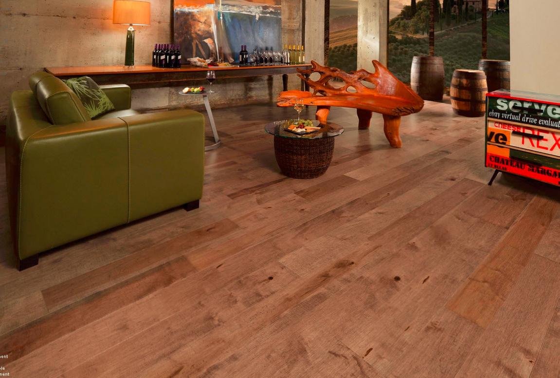 15 Reclaimed Wood Flooring Ideas For Every Room Flooring