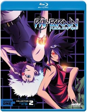 Phi-Brain ~ The Puzzle of God Season 1 Blu-ray Collection 2 (Hyb) #RightStuf2013