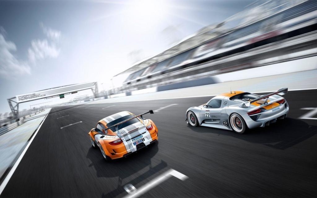 Iphone X Wallpaper 4k Porsche Supercar Hd Wallpaper Wallpapers Hd
