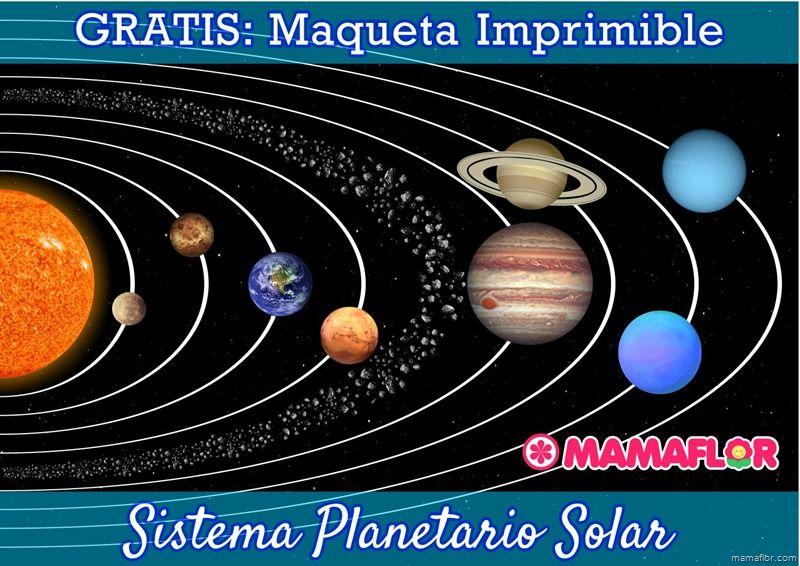 Descarga Gratis Este Imprimible De Maqueta Del Sistema Planetario Solar Un Proyecto Sistema Solar Maqueta Sistema Planetario Solar Sistema Solar Para Imprimir