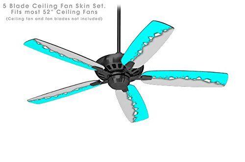 Ripped Colors Neon Teal Gray - Ceiling Fan Vinyl Decal Sk... https://www.amazon.com/dp/B00NMYTZTS/ref=cm_sw_r_pi_dp_8C-MxbX4X0Q63
