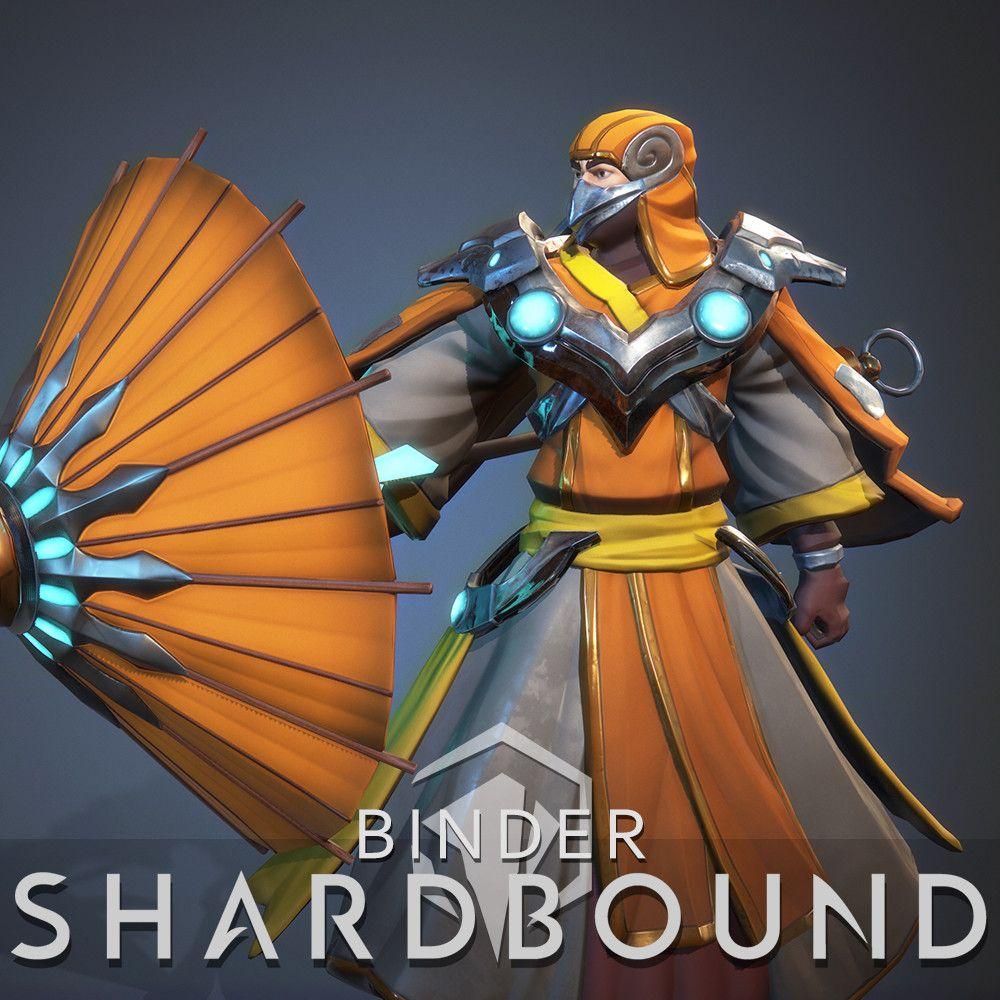 Binder - Shardbound, Oskar Kuijken on ArtStation at https://www.artstation.com/artwork/4qoqW