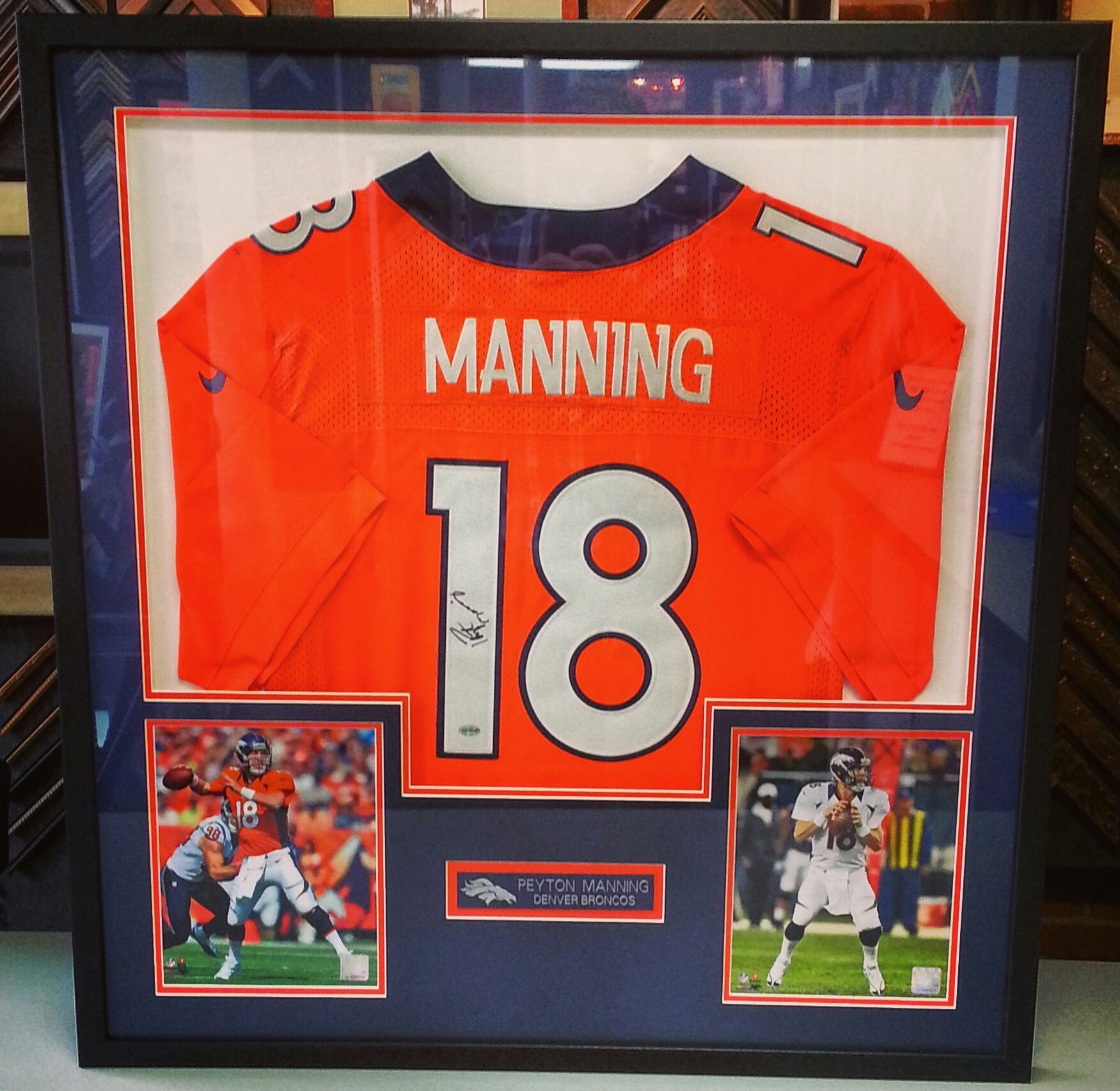 Pin by FastFrame of LoDo on Jersey Framing & Sports