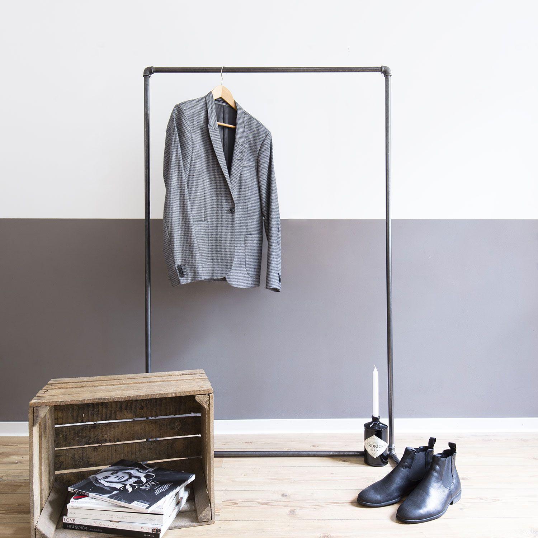Kleiderstange Diy kleiderstange kleiderständer möbelbau diy wardrobe id ea