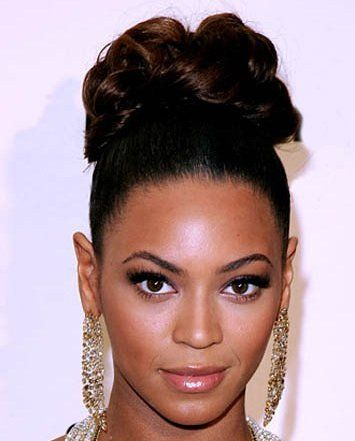 Black Women Wedding Hairstyles Black Updo Hairstyles Prom | prom ...