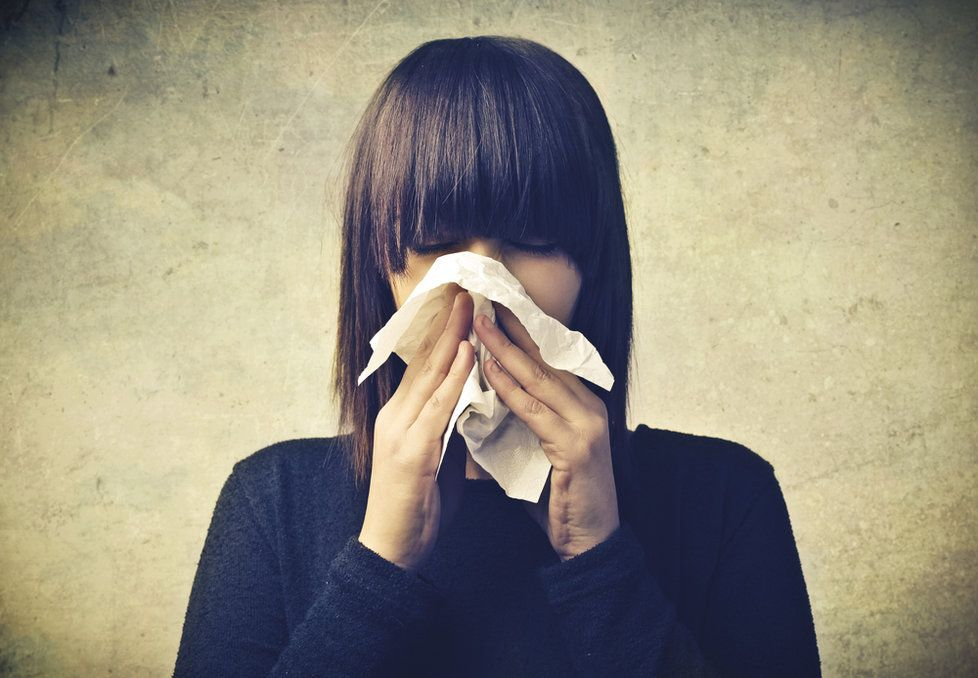 Otravuje vás rýma? Zbavte se jí přes noc a bez návštěvy lékárny!