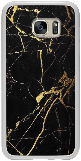 Casetify Galaxy S7 Edge Classic Snap Case Black Gold Marble By Some Techie Sense Casetify Gold Wallpaper Background Android Wallpaper Black Gold Wallpaper