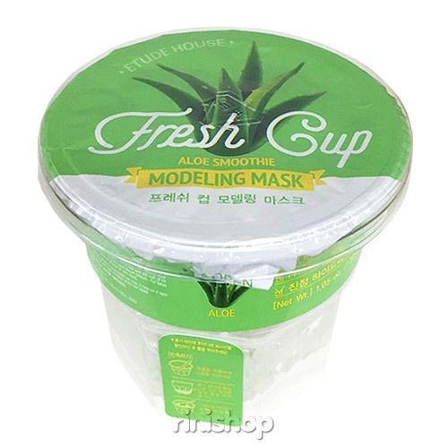 ETUDE HOUSE  Fresh Cup Modeling Mask Aloe Smoothie 30g rinishop | eBay