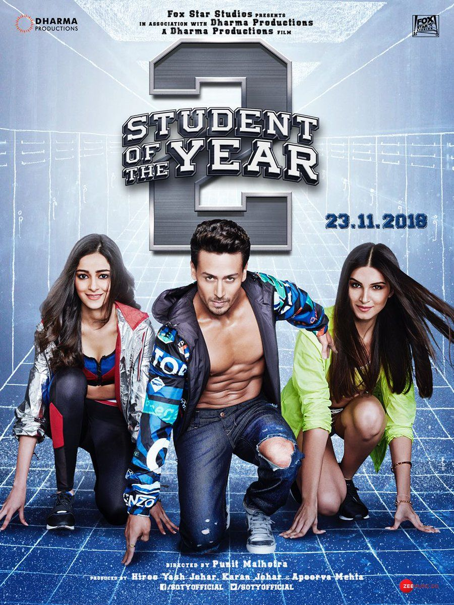 Student Of The Year 2 Stills Pictures Full Movies Download