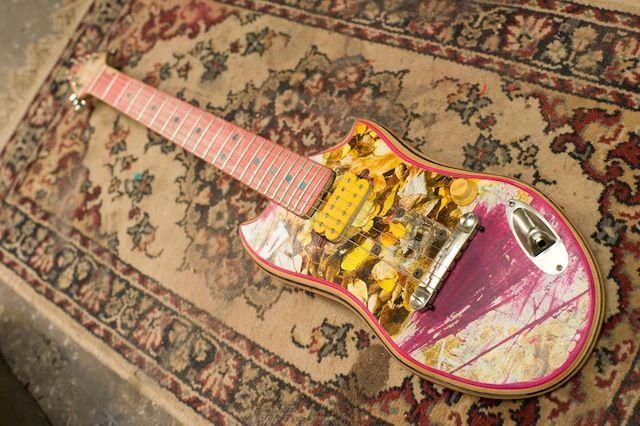 Guitarras feita com shapes | Criatives | Blog Design, Inspirações, Tutoriais, Web Design