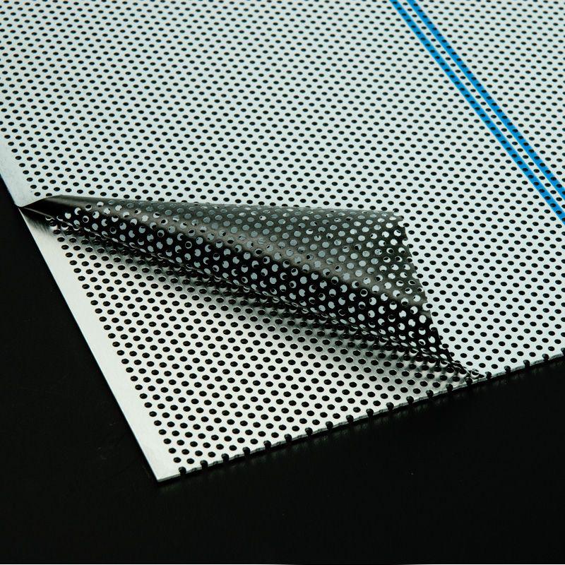 Plancha aluminio perforado c rculos l minas de aluminio - Plancha de aluminio ...