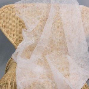 Non-tissé blanc, vente de tissus au mètre, textile non tissé, vente de non-tissé pas cher, tissus mariage