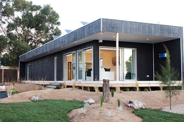 Prefab Homes And Modular Homes In Australia Ecoliv Sustainable Modular Homes Modular Homes Modern Prefab Homes Prefab Modular Homes