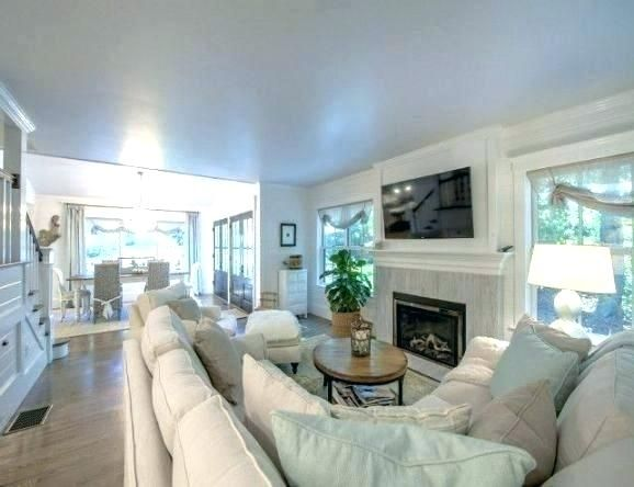 Small Kitchen Living Room Ideas Long Living Room Dining Room