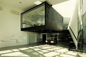 Bodega y Oficinas Huanacu  por tFPS arquitectos