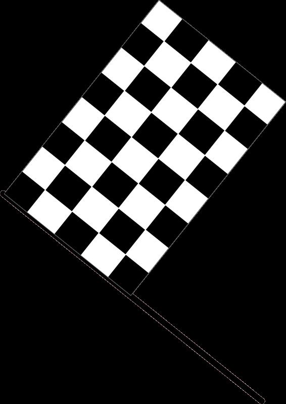 Checkered Flag Free Vector Flag Crafts Flag Printable Checkered Flag