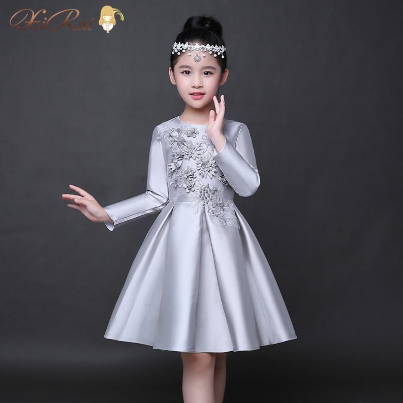 Vestidos para damas de honra infantil