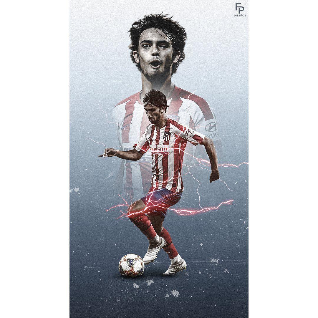 Wallpaper Wallpapers Photoshop Poster Graphics Joao Felix Joaofelix79 Joaofelix Atleticomadrid Futbol Portugal Footballplaye Felix Futebol