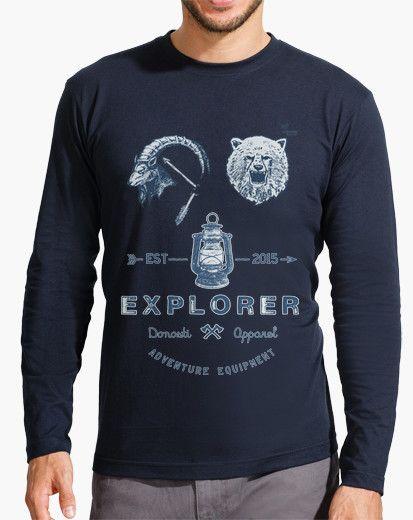 Camiseta Explorer C