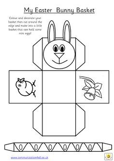 Easter baskets for children to make google search easter easter baskets for children to make google search negle Image collections