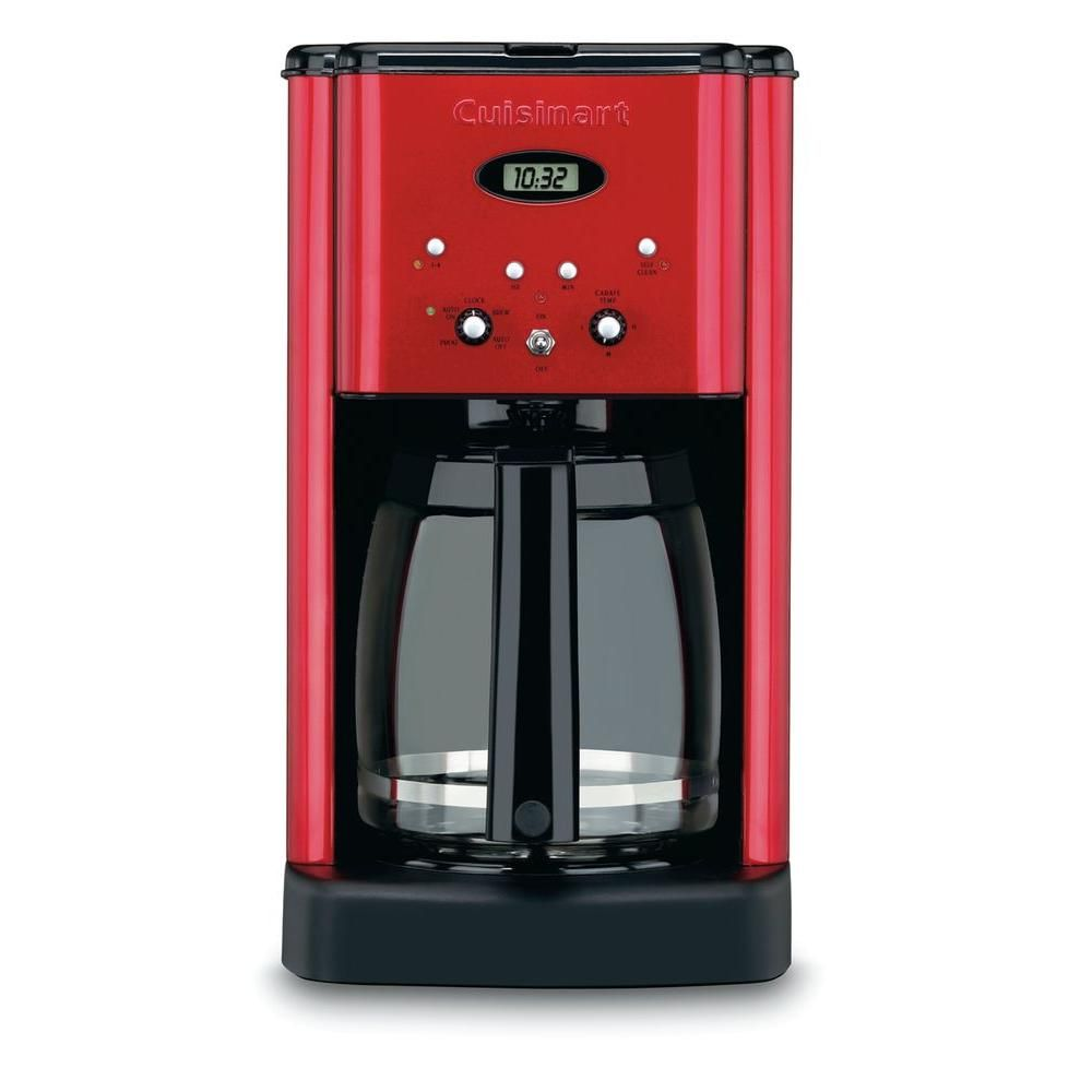 Cuisinart 12cup programmable coffee maker dcc1200mr