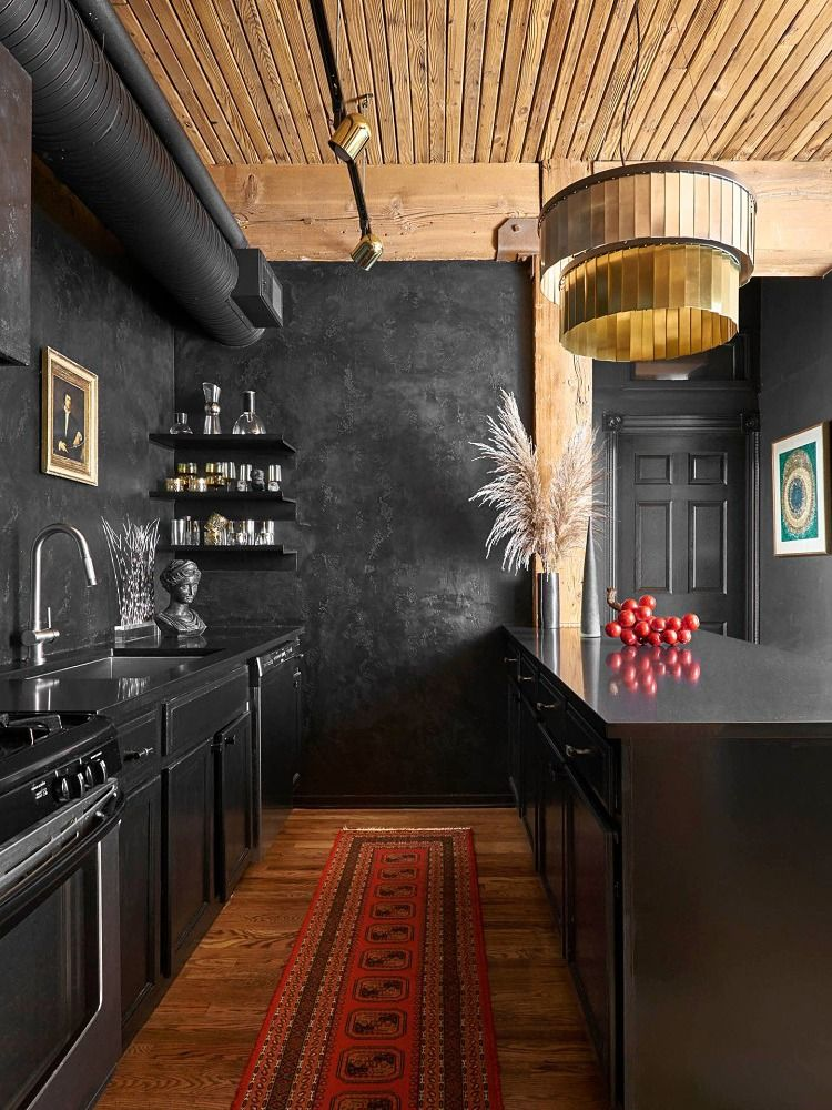 Photo of The Best Black Kitchen Cabinets of All Time