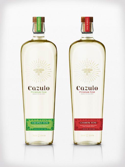 Marx Design Cazulo Packaging Botellas De Bebidas Marcas De